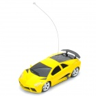 1:22 4-CH 27MHz R/C Lamborghini Model Toy - Yellow