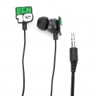 Ben 10 Figure Style In-ear Earphone (3.5mm Jack / 117cm-Cable)