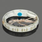Auto 1206 32-SMD LED Strip Blue Light Ranger Lamp - White (DC 12V)