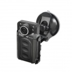 "720P CMOS Wide Angle Car DVR Camcorder w/ 4-LED IR Night Vision / HDMI / AV / SD (2"" LCD)"