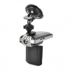 "CMOS 1.3MP Wide Angle Car DVR Camcorder w/ 12-LED Night Vision / HDMI / SD (2.5"" LCD)"