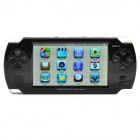 "JXD A1000 4,3 ""-LCD Multi-Media Player Spielkonsole w / 1.0MP Kamera / AV-Out / TF - Black (4GB)"