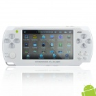 "JXD S601 4.3"" LCD Android 2.3 Game Console w/ WiFi / G-Sensor / TF - White (Cortex A9 1GHz / 4G)"
