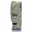 UltraFire Nylon Flashlight Holster - Camouflage ACU
