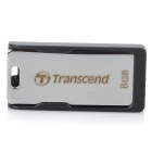 Genuine Transcend Jetflash T3S USB2.0 Flash Drive - Silver (8GB)