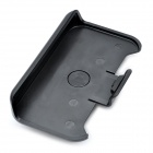 Protective Plastic Case with Belt Clip for Iphone 4 / 4S - Black