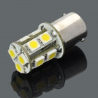1156 0,8 W 7000K 120-Lumen 13-5050 SMD LED White Light Car Turing / Braking Lamp (DC 12V)
