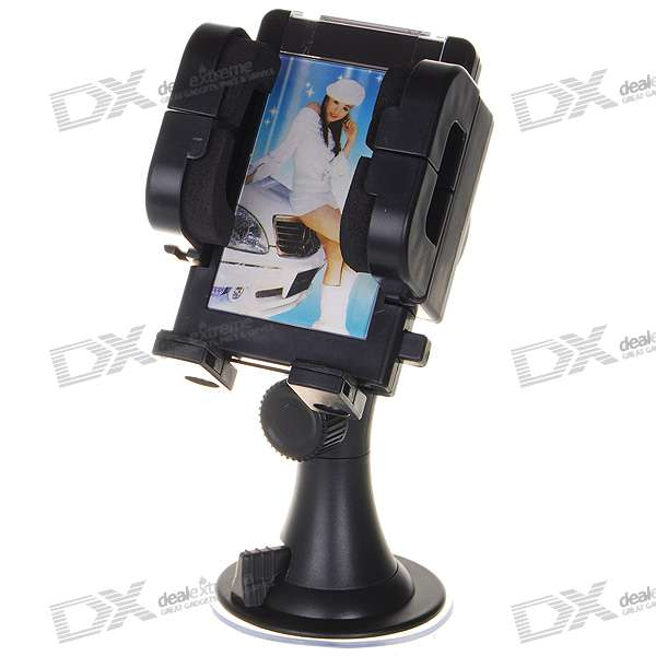 Auto Portable Device - Gadget Holder en voorruit