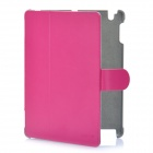 "Fashion 9.7"" Protecting Cover Case for Ipad2 - Deep Pink"