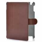 "Fashion 9.7"" Protecting Cover Case for Ipad 2 - Brown"