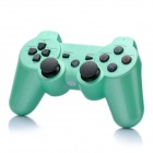 Rechargeable DualShock Bluetooth V4.0 SIXAXIS Wireless Controller for PS3 - Green