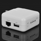 EP-2908 Mini Portable 150Mbps IEEE802.11b/g/n Wi-Fi Wireless Router - White
