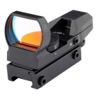 1X 33mm 4-Mode Red Dot Sight Rifle Scope (1 x CR2032)