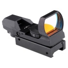 1X 33mm 4-režim Red Dot Sight Rifle Rozsah (1 x CR2032)