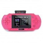 "2,7 ""TFT LCD Portable 8-Bit-Spielkonsole mit Built-in Games / TV-Out / Game Card - Red"