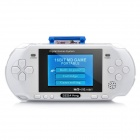 "2,7 ""TFT LCD Portable 16-Bit-Spielkonsole mit Built-in Games / AV-Out / Game Card - White"
