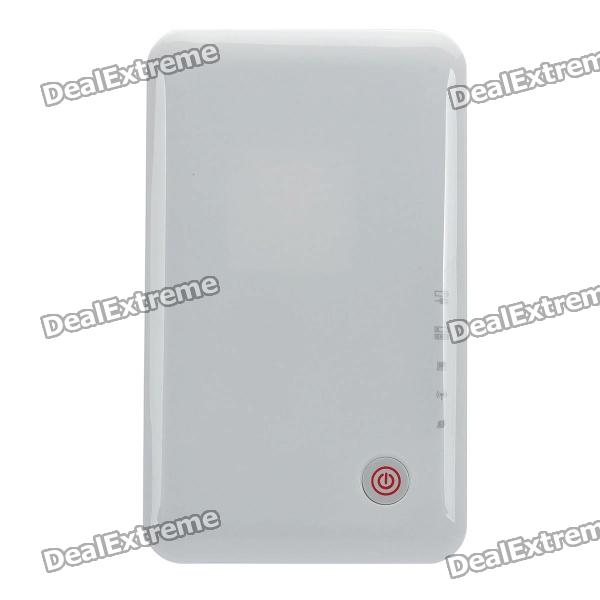 Portable 3G 802.11 b/g/n WiFi Wireless Router - White
