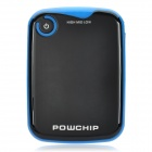 Portable 6600mAh Emergency Battery Pack w/ Adapters for Cell Phone + More