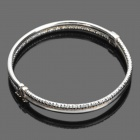 Beautiful 990 Silver Bracelet - Silver