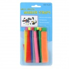 Stylish Nylon Cable Ties (8-Pack)