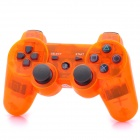 Designer wiederaufladbare Bluetooth Wireless DoubleShock SIXAXIS Controller für PS3 - Orange