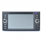"6.2"" Touch Screen Car DVD Player + WinCE 6.0 GPS Navigator w/ FM/Bluetooth/TF for Toyota Corolla"