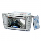 "8"" Touch Screen Car DVD Player + WinCE 5.0 GPS Navigator w/ FM/Bluetooth/TF for Toyota Camry"