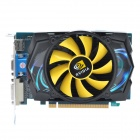 Nvidia GeForce GT430 2048M DDR3 PCI Express Graphics Card - Black + Blue