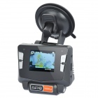 "5.0MP CMOS Wide Angle Car DVR Camcorder w/ Mini HDMI / TF / AV-Out / GPS Logger (2.0"" TFT LCD)"