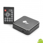 Mini 1080P Android 2.2 Network Media Player w/ Dual USB / SD / RJ45 / HDMI / AV / WiFi - Black (2GB)