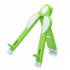 Portable Folding TrIpod Stand Holder for Ipad 1 / 2 - Green