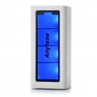 Portable 4300mAh Emergency Battery Pack w/ USB Charging Cable for iPhone 4 / 4s