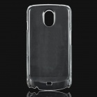 Protective Back Case for Samsung Galaxy Nexus Prime i9250 - Transparent White