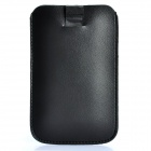 Protective Leather Case Pouch for Samsung Galaxy Note i9220 / GT-N7000 - Black