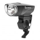 XC-785 1W 3-Mode White LED Bicycle Head Light with Strap & Mount Bracket (3 x AAA)