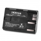 Genuine Travor BP-511 Replacement 7.4V 1500mAh Battery Pack for Canon EOS 10D / 30D / 300D + More