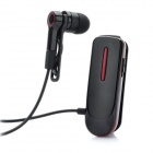 Designer's Bluetooth 2.0 Headset with Microphone - Black