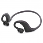 K901 Sporty Bluetooth Stereo Handsfree Headset - Black (7-Hour Talk/140-Hour Standby)