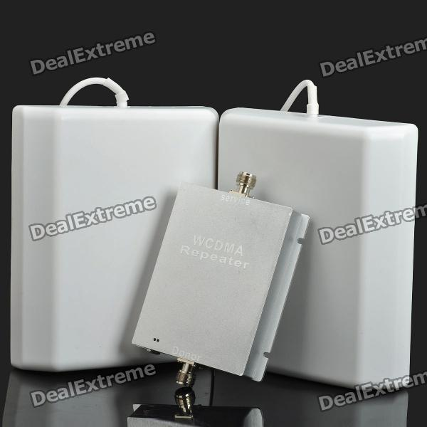 WCDMA Cell Phone Mobile Phone Signal Repeater Booster Amplifier