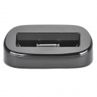 Charging Docking Station for iPhone 4 / 4S - Black