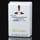 Singway 300W 2-Way AC Travel Voltage Converter