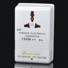 Singway 150W 2-Way AC Travel Voltage Converter