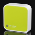 TP-LINK TL-WR702N Mini Portable 150M 802.11n Wi-Fi Wireless Router - Green