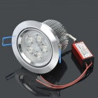 5W 320lm 3500K 5-LED Warm White Light Deckenleuchte (100-240V)