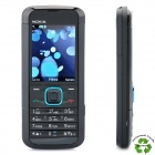 "Refurbished Nokia 5000 GSM Cellphone w/ 2.0"" LCD Screen, Dual Band, JAVA and FM - Black"