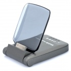 1800mA Power Battery Dock Station for iPhone 4 / 4S - Grey