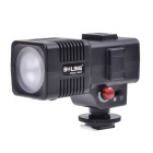 BL-HD80 5W 300LM 5600K White LED Light Video Lamp (4 x AA)