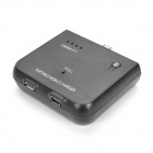 1500mAh Emergency Mobile Power Charger w/ USB Cable for Samsung i9250 / i9220 / i9100 - Black