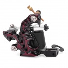 Professional Cast Iron Tattoo Machine Liner Shader Gun Set