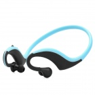 Sport Bluetooth V2.1+EDR Handsfree Stereo Headset Headphone - Blue + Black